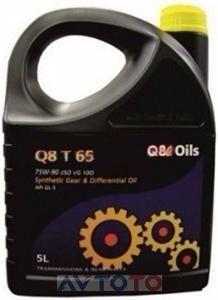Трансмиссионное масло Q8 101200001616