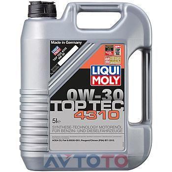 Моторное масло Liqui Moly 2362