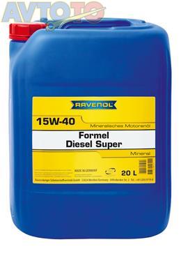 Моторное масло Ravenol 4014835756922
