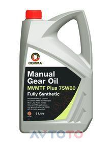 Трансмиссионное масло Comma MVP75805L