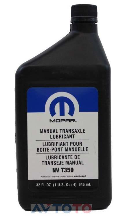 Трансмиссионное масло Chrysler 04874465
