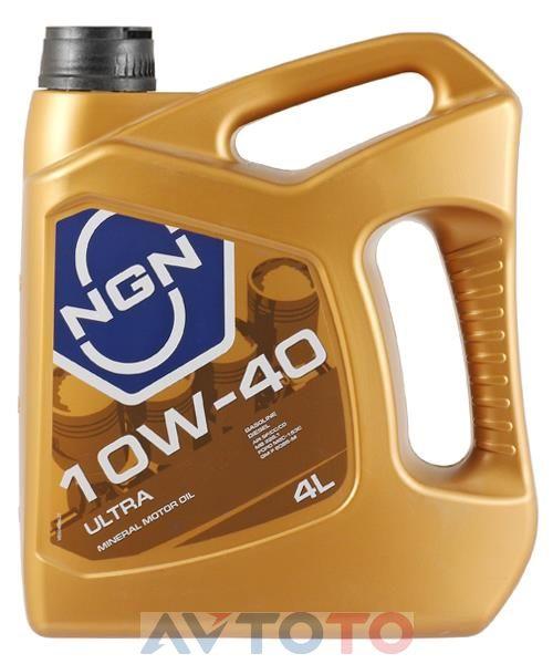 Моторное масло NGN Oil 10W40SGCF4ULTRA4L