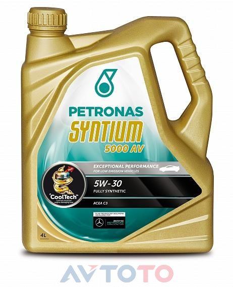 Моторное масло PETRONAS SYNTIUM 18134019