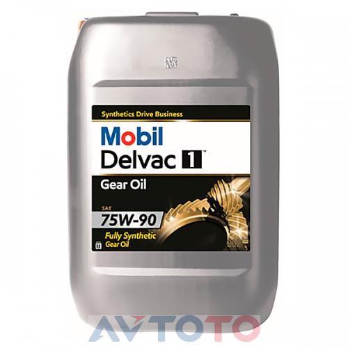 Трансмиссионное масло Mobil 153467