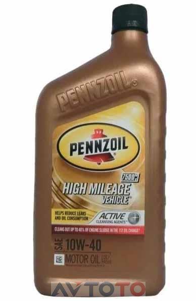 Моторное масло Pennzoil 071611904438