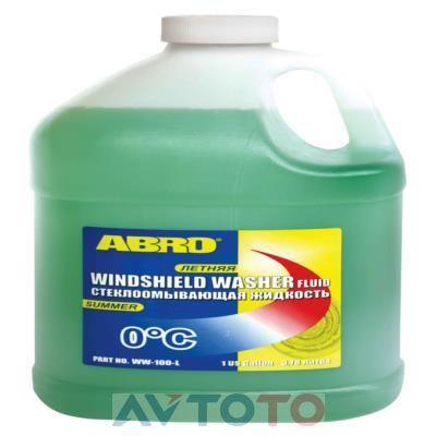 Жидкость омывателя Abro WW100L