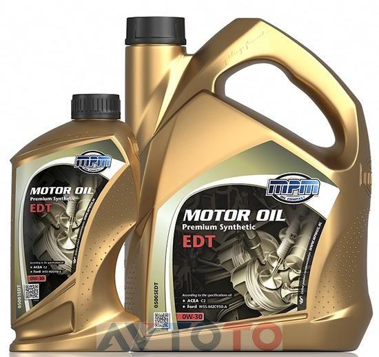 Моторное масло MPM Oil 05005EDT