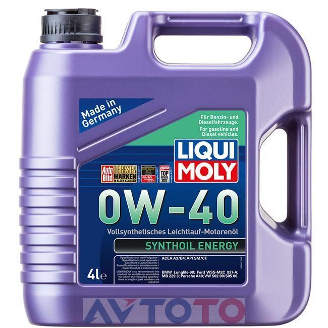 Моторное масло Liqui Moly 7536