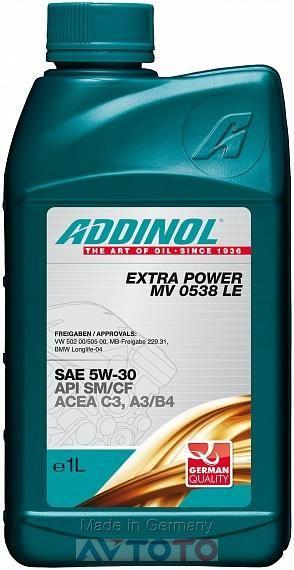 Моторное масло Addinol 4014766072191