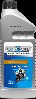 Моторное масло Gt oil 8809059407820