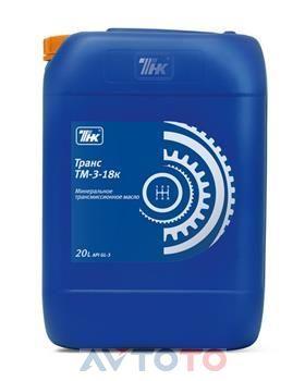 Трансмиссионное масло ТНК 40627260