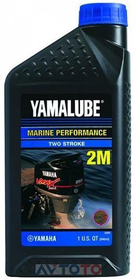 Моторное масло Yamaha LUB2STRKM112