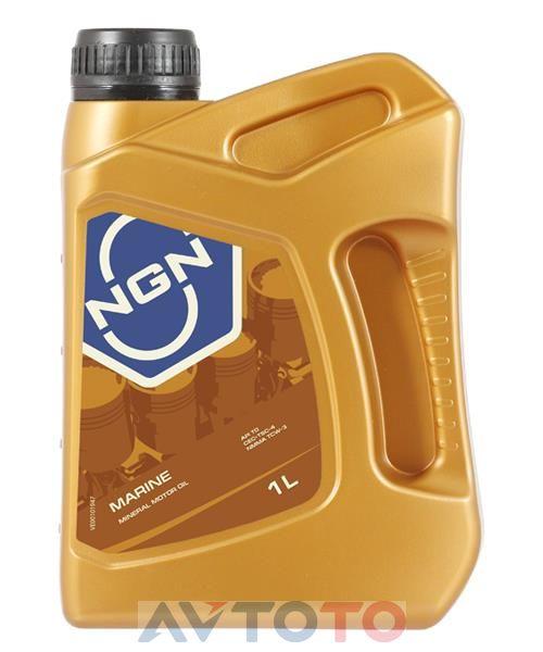 Моторное масло NGN Oil MARINE1L