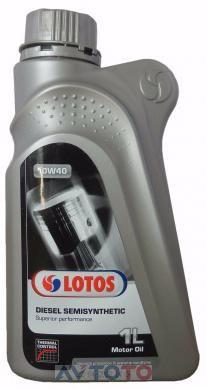 Моторное масло Lotos WFK100N400H0