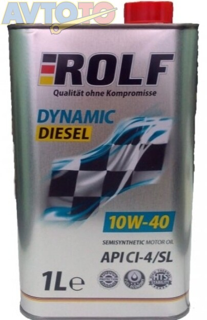 Моторное масло Rolf 107292