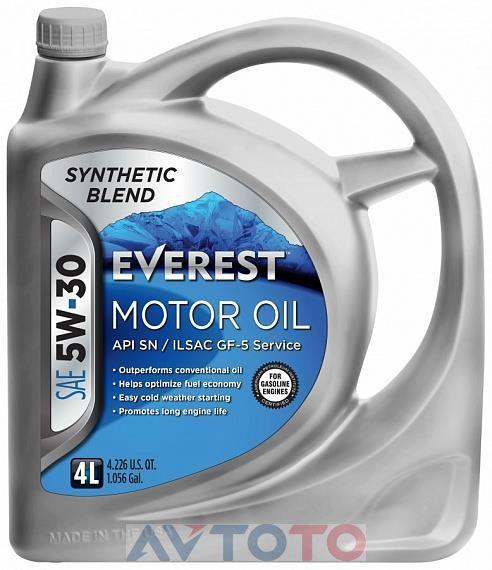 Моторное масло EVEREST FP53000EV04LSB