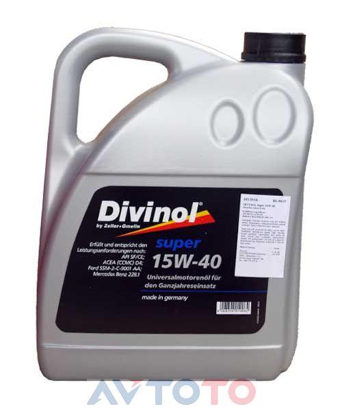 Моторное масло Divinol 49623K007