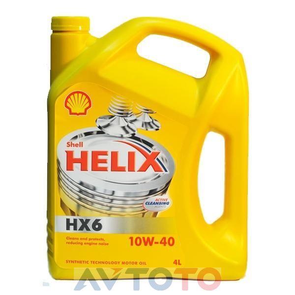Моторное масло Shell HelixHX610W404L