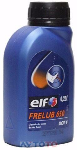 Тормозная жидкость Elf 195627