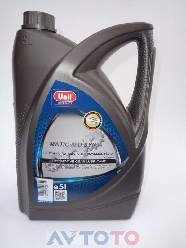 Трансмиссионное масло Unil 5420007009854