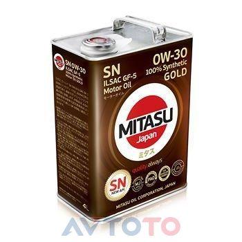 Моторное масло Mitasu MJ1034