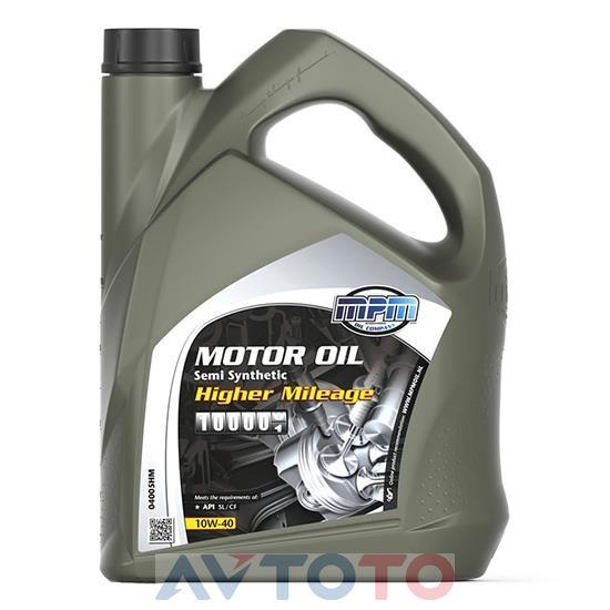 Моторное масло MPM Oil 04005HM
