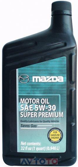 Моторное масло Mazda 0000775W30QT