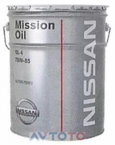 Трансмиссионное масло Nissan KLD2675802