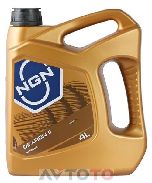Трансмиссионное масло NGN Oil ATFDEXRONII4L