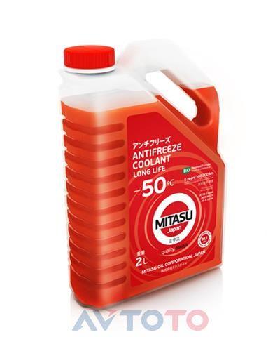 Охлаждающая жидкость Mitasu MJ6512