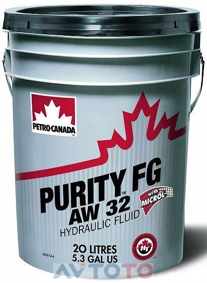 Гидравлическое масло Petro-Canada PFAW32P20