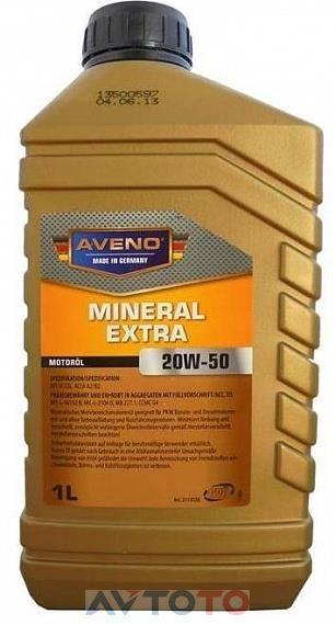 Моторное масло Aveno 3011004001