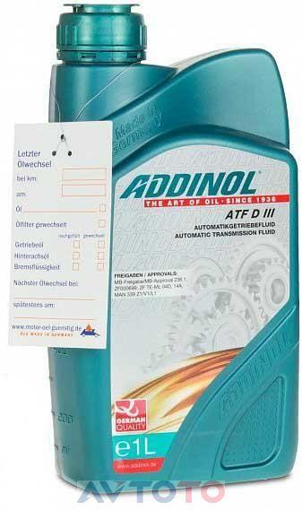 Трансмиссионное масло Addinol 4014766072054