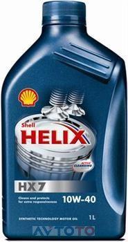 Моторное масло Shell HelixHX710W401L