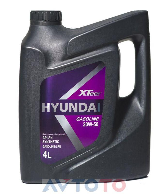 Моторное масло Xteer 1041011