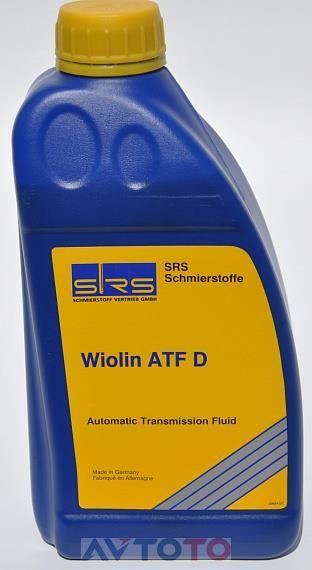 Трансмиссионное масло SRS 4033885000236