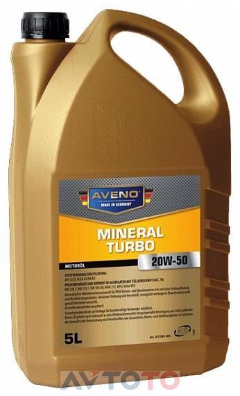 Моторное масло Aveno 3011001005