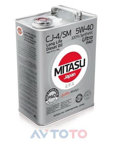 Моторное масло Mitasu MJ2114
