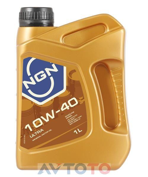 Моторное масло NGN Oil 10W40SGCF4ULTRA1L