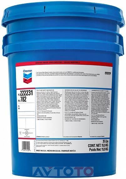 Смазка Chevron 235209451
