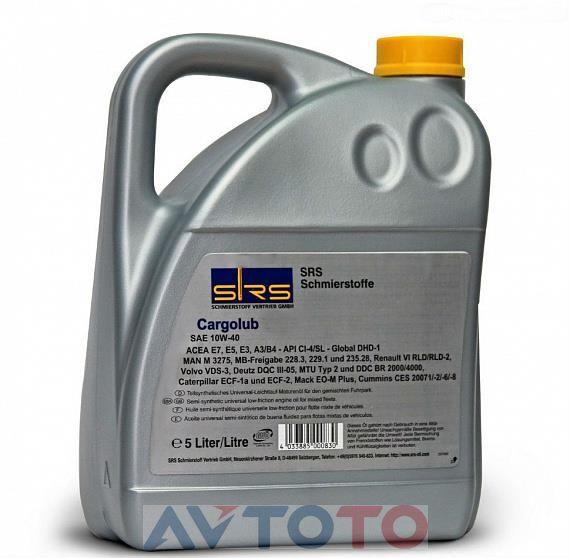 Моторное масло SRS 10157