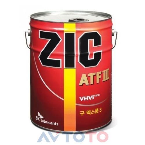 Трансмиссионное масло ZIC 193342