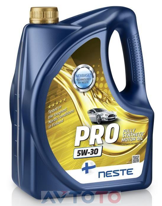 Моторное масло Neste 116945