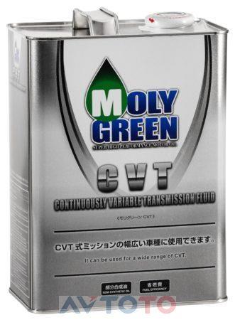 Трансмиссионное масло Moly Green 0470105