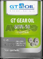 Трансмиссионное масло Gt oil 8809059407837