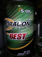 Моторное масло S-Oil DTCB10W4020