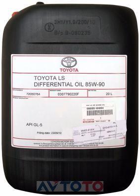 Трансмиссионное масло Toyota 0888581004