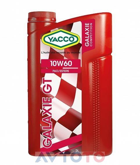 Моторное масло Yacco 310024