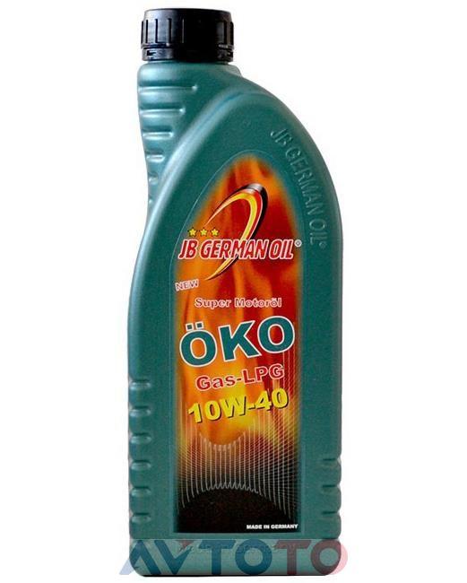 Моторное масло JB 4027311007180