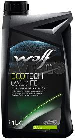 Моторное масло Wolf oil 8324208